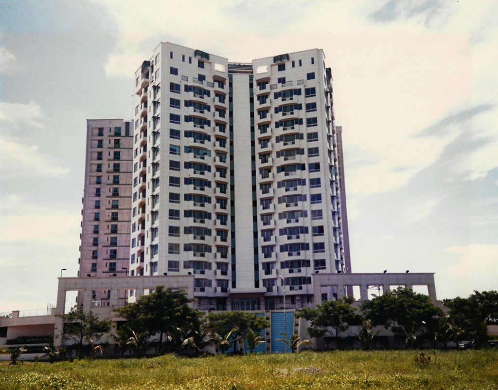 multi storey building Multi-storey residential building designs are available in a broad range of sizes and architectural styles (3d front) in our collection of nakshewalacom.
